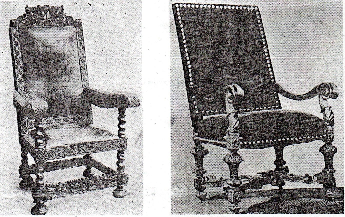 Historiadelmueble licensed for non commercial use only 22 el mueble en el barroco - Muebles el siglo ...